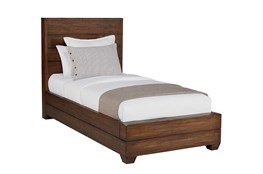 Magnolia Home Framework Twin Panel Bed By Joanna Gaines