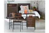 Magnolia Home Stair Rail Milk Crate Youth Desk By Joanna Gaines - Room