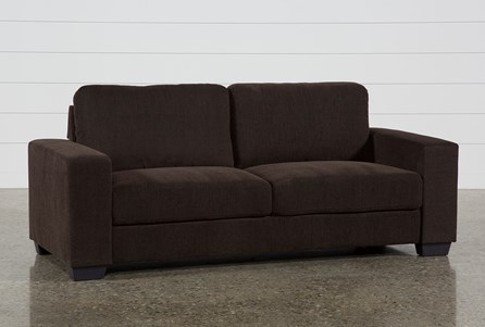 Jobs Dark Chocolate Sofa