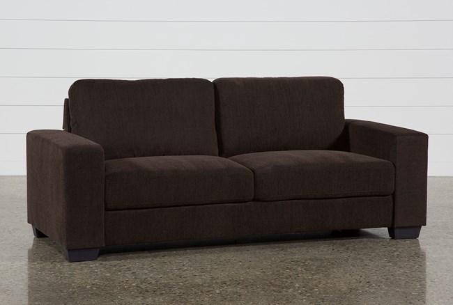 Jobs Dark Chocolate Sofa - 360