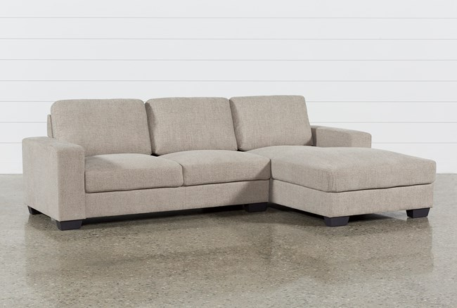 Jobs Oat 2 Piece Sectional With Right Facing Chaise - 360