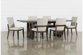 Helms 7 Piece Rectangle Dining Set With Side Chairs