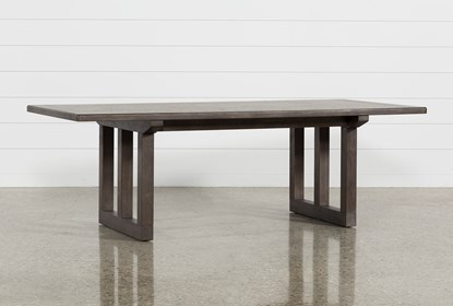 Helms Rectangle Dining Table Living Spaces