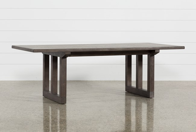 Helms Rectangle Dining Table - 360