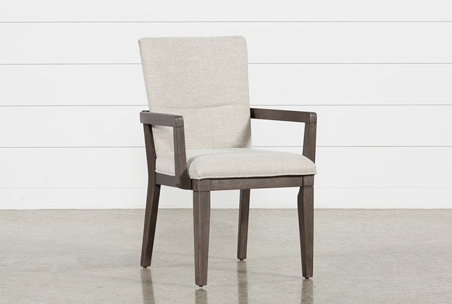 Helms Arm Chair - 360