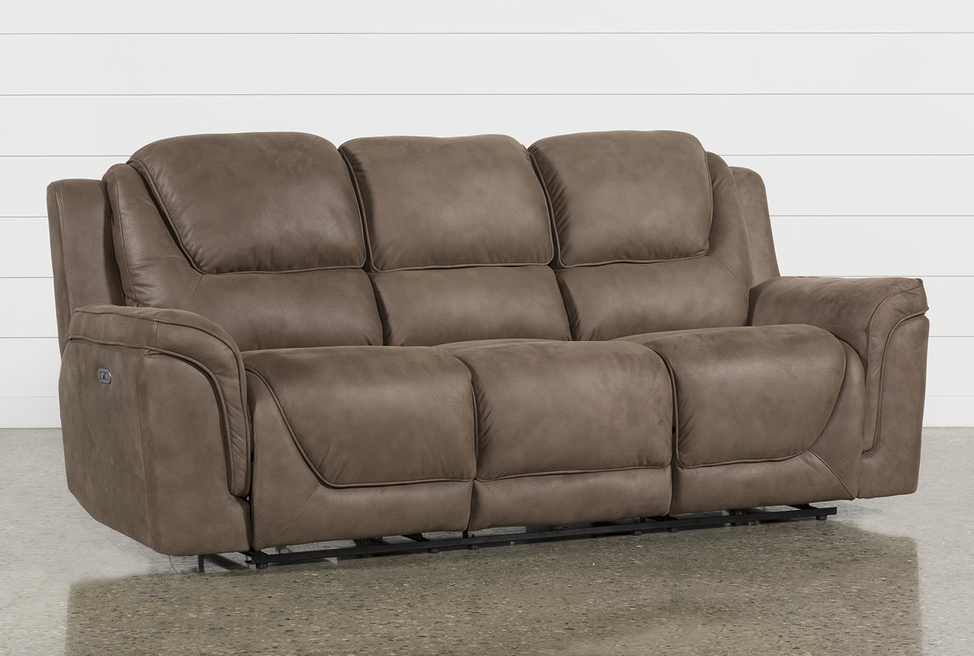 Ordinaire Denver Power Reclining Sofa With Power Headrest U0026amp; Usb (Qty: 1) Has Been  Successfully Added To Your Cart.