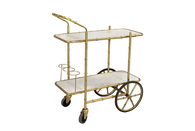 Iron Stone Trolley - 360