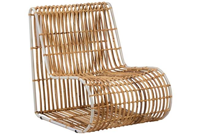 Rattan Accent Chair - 360