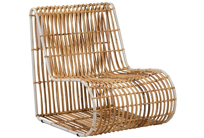 Wicker Accent Chairs.Rattan Accent Chair