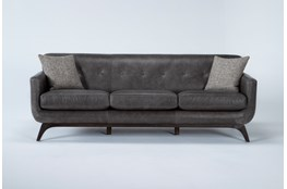 Cosette Leather Sofa