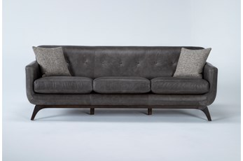 Cosette Leather Sofa