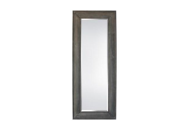 Leaner Mirror-Greystone Wash 33X83 - 360