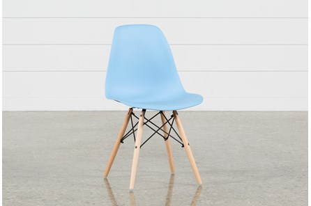 Cole II Blue Side Chair - Main
