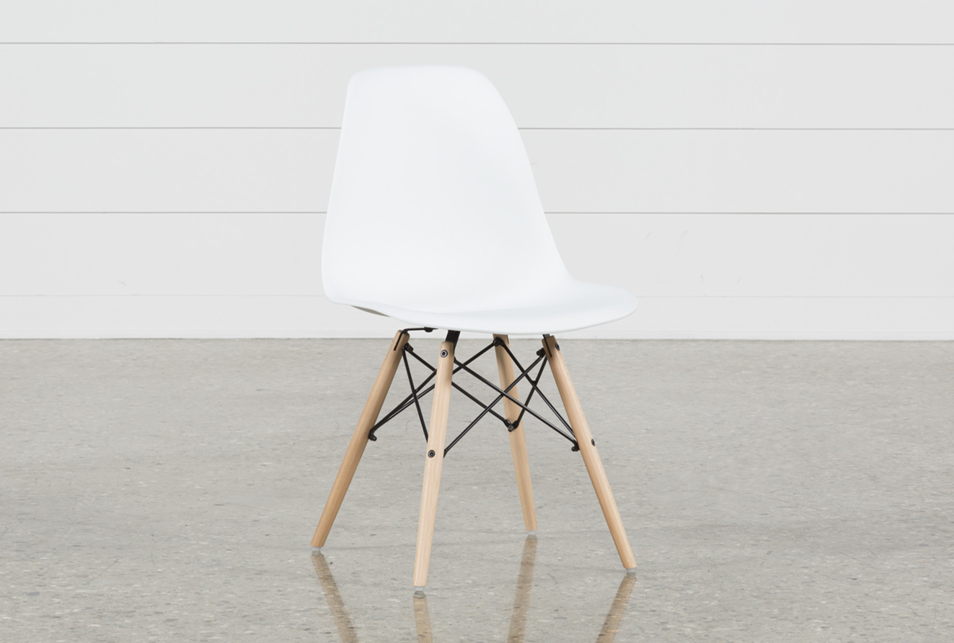 Cole II White Side Chair (Qty: 1) Has Been Successfully Added To Your Cart.
