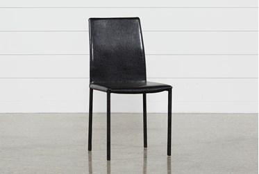 Hayden II Black Dining Side Chair