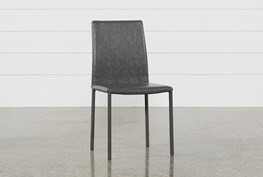 Hayden II Grey Side Chair
