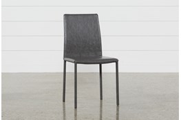 Hayden II Grey Dining Side Chair