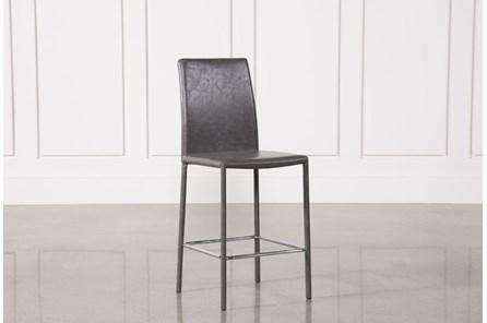 Hayden II Grey 26 Inch Counterstool - Main