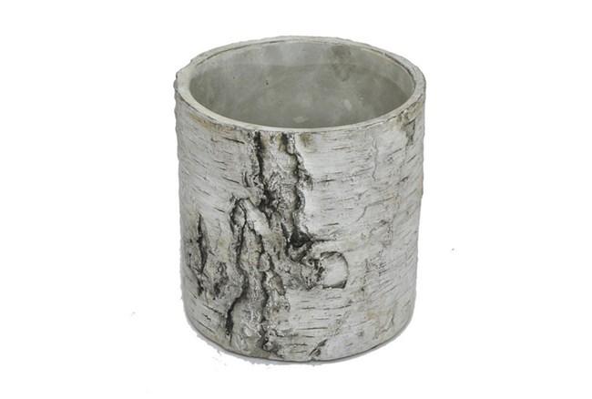 7 Inch Birch Pot - 360