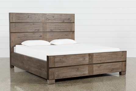 Lassen Queen Panel Bed