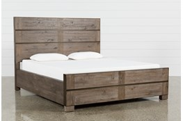 Lassen California King Panel Bed