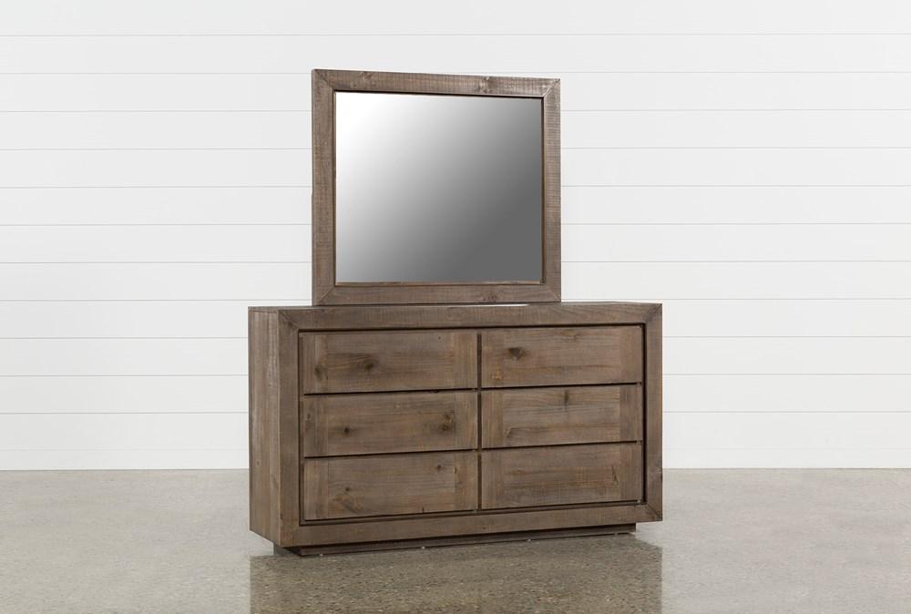 Lassen Dresser/Mirror