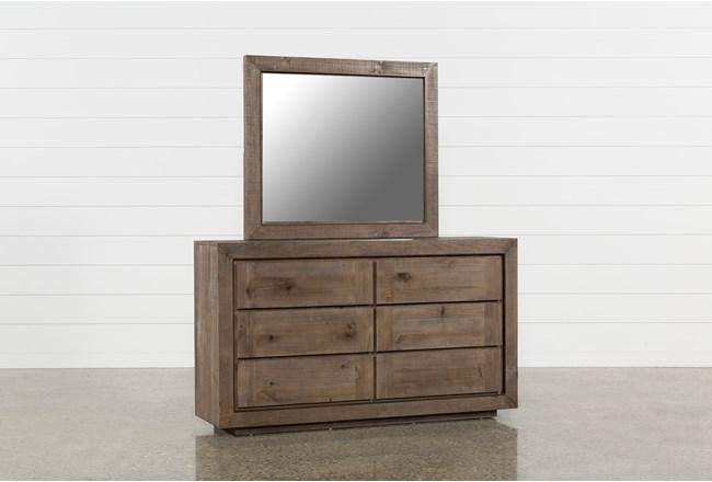 Lassen Dresser/Mirror - 360