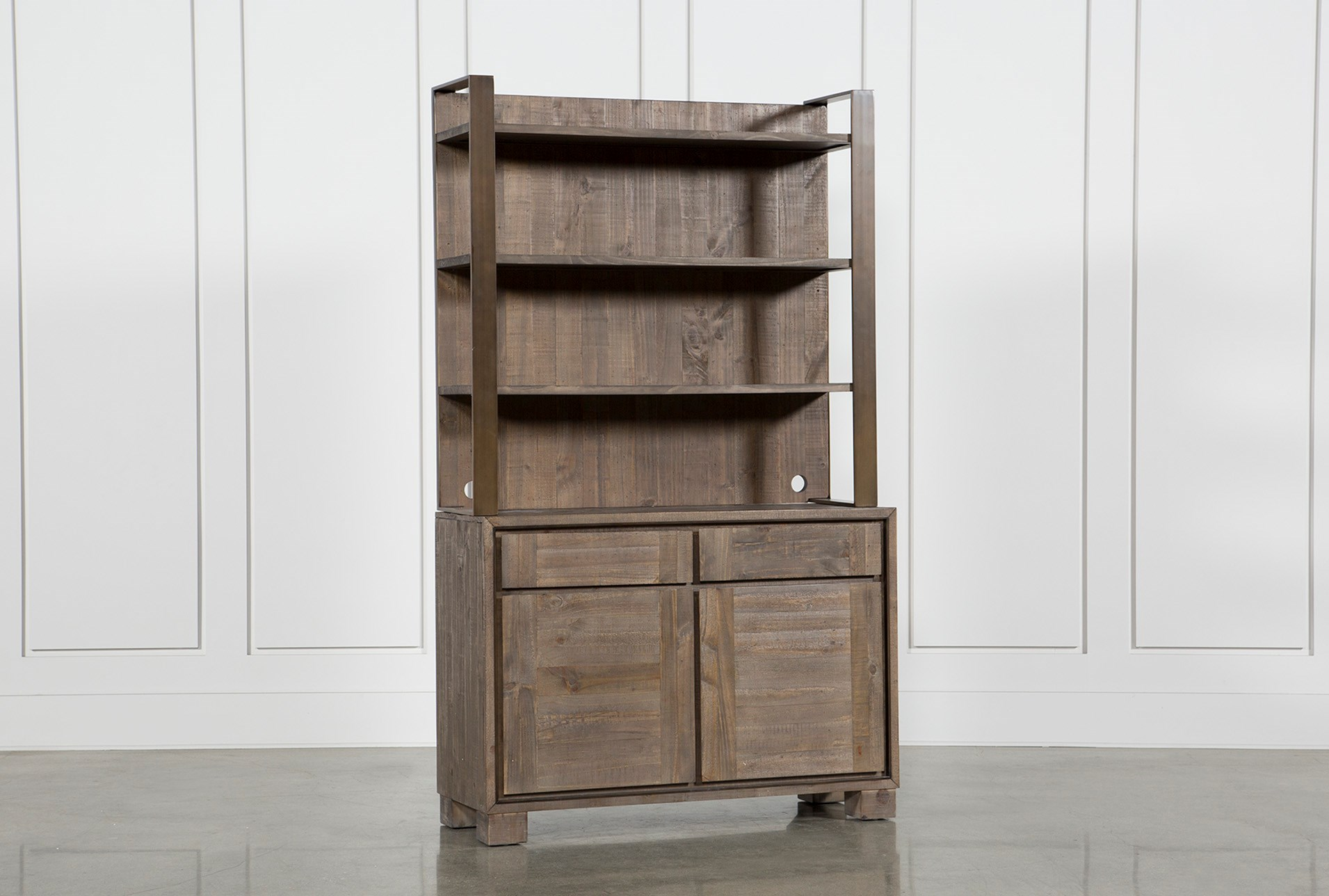 Lassen Server Hutch Qty 1 Has Been Successfully Added To Your Cart