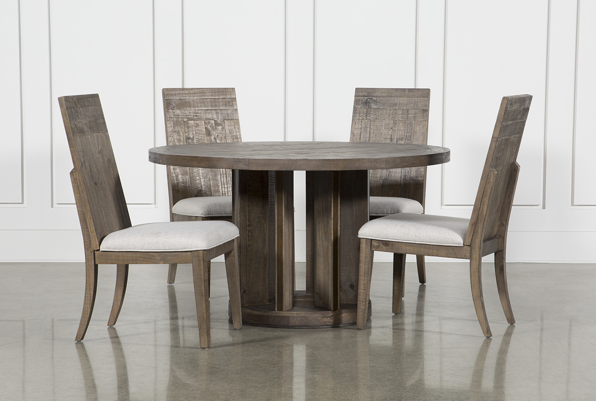 Lassen 5 Piece Round Dining Set (Qty: 1) Has Been Successfully Added To  Your Cart.