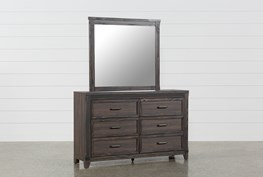 Hendricks Dresser/Mirror