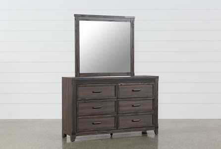 Hendricks Dresser/Mirror