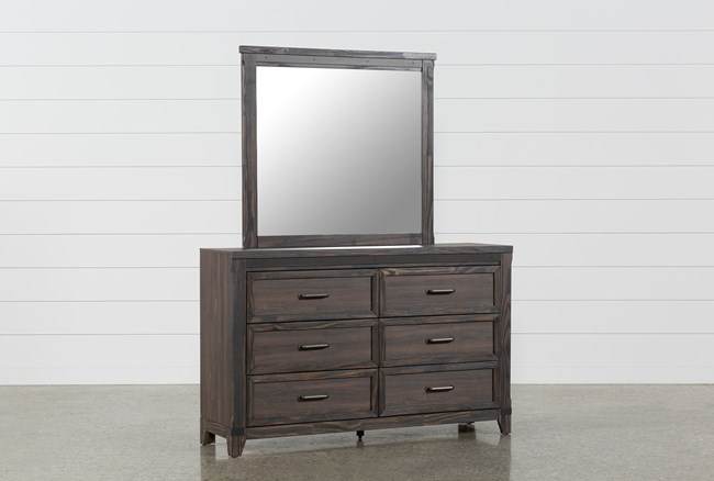 Hendricks Dresser/Mirror - 360