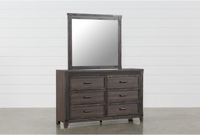 Hendricks Dresser/Mirror - 360