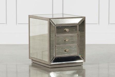 Cara Storage End Table