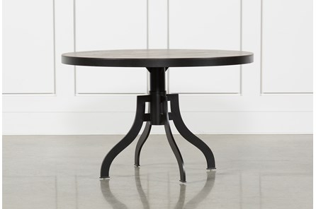 Foundry Round Dining Table - Main