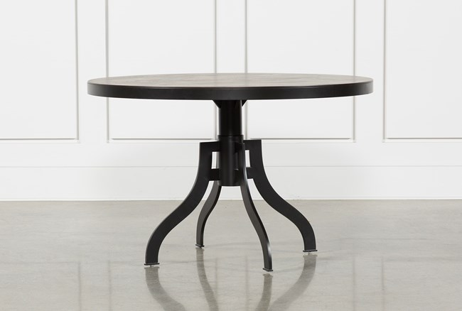 Foundry Round Dining Table - 360