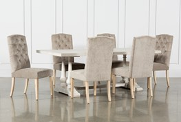 Leon 7 Piece Dining Set