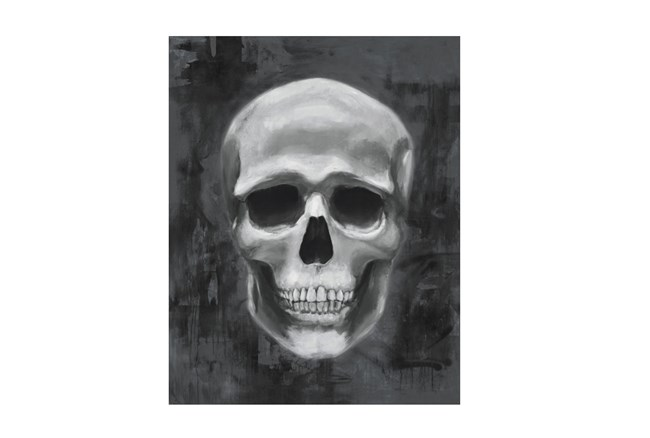 Picture-30X38 Skull - 360