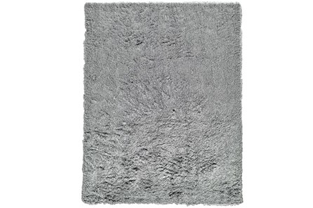 60X96 Rug-Boho Shag Grey - Main