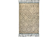 48X72 Rug-Tiller Diamonds Taupe