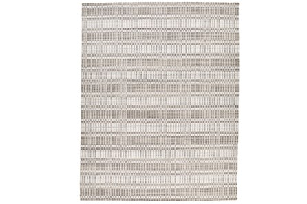 87X111 Rug-Sonoma Banded Taupe