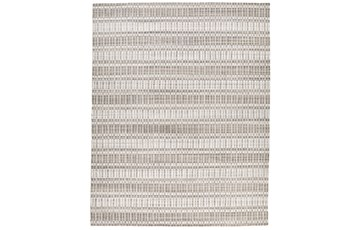 "9'x12'5"" Rug-Sonoma Banded Taupe"