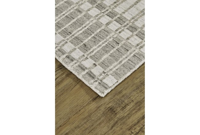 2'x3' Rug-Sonoma Banded Taupe - 360