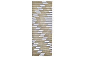 """2'8""""x8' Rug-Talic Southwest Gold"""