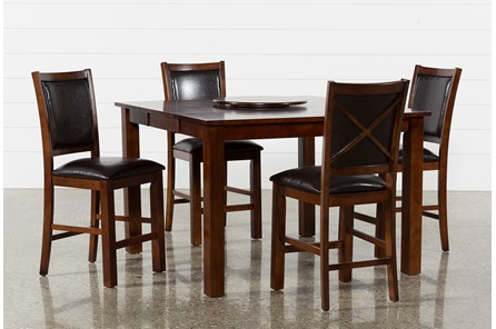 Madera 5 Piece Counter Set - Main