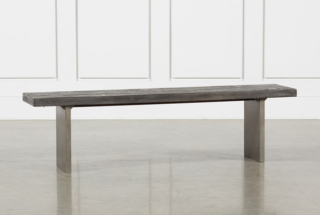 Logan Dining Bench - 360