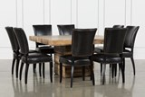 Tahoe II 9 Piece 58 Inch Square Dining Set With Clint Side Chairs - Signature