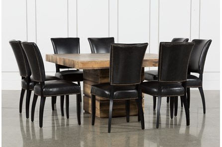 Tahoe II 9 Piece 58 Inch Square Dining Set With Clint Side Chairs - Main
