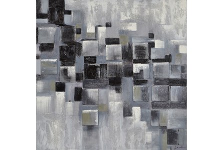 Picture-Textured Cubes 40X40