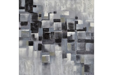 Picture-Textured Cubes 40X40 - Main